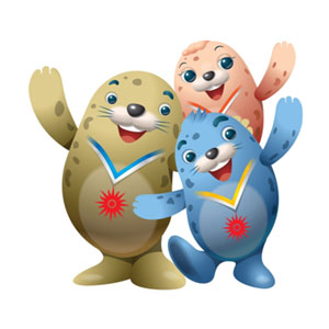 Mascot, Incheon 2013 and 2014